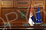 The Prime Minister of the Republic of Serbia, Ana Brnabic, met with the regional director of the World Health Organization for Europe, Hans Kluge, in the building of the Government of Serbia.Predsednica Vlade Republike Srbije Ana Brnabic sastala se