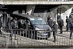 Police officers, inspectors and members of the BIA are searching the premises of the Partizan Football Club, after the arrest of an organized criminal group that is said to be one of the strongest in the region, and at the same time, police officers