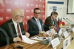 German-Serbian Chamber of Commerce held a press conference where they presented the results of the latest survey on business environment and investment potential in Serbia.