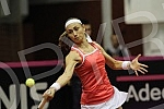 Fed cup - Serbia vs Belgium - World Group II, Play Off played in