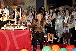 Celebration of the 100th Birthday of the actress Branka Veselinovic in the Yugoslav Drama Theater.