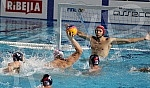 The final tournament of the World League in Waterpolo is played at the Tasmajdan Pool.