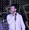 Performance of Aca Lukas (Aleksandar Vuksanovic) held in night club Gotik.