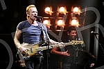 Concert of Sting (Gordon Matthew Thomas Sumner) held in Kombank arena.