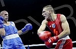 The Final of 60th boxing tournament Golden Glove held in Kombank arena.