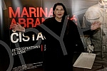 Press conference by Marina Abramovic on the occasion of the announcement of the beginning of the exhibition
