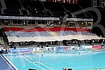 Evropsko prvenstvo u vaterpolu (European waterpolo championships - 32nd for men and 16th for women) Srbija - Nemacka (Serbia vs Germany - women).