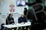 At the Ministry of Culture and Information held a press conference to mark the 10th international film and music festival Kustendorf, which will be held from 14 to 19 January in Drvengrad on Mokra Gora.